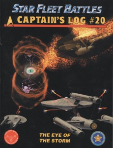 Captain's Log # 20