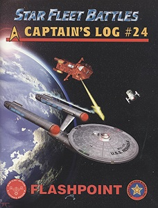 Captain's Log 24