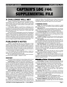 Supplemental #44