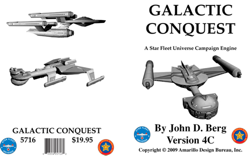 Galactic Conquest Cover
