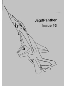Jagdpanther Issue 3