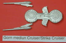 Gorn Strike/Medium Cruiser