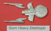 Gorn Heavy Destroyer